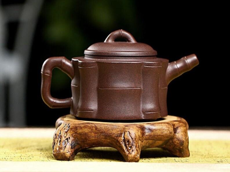 Handmade Yixing Zisha Clay Teapot F1138 170ml