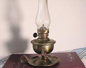 Tin Table Lamp | Etsy