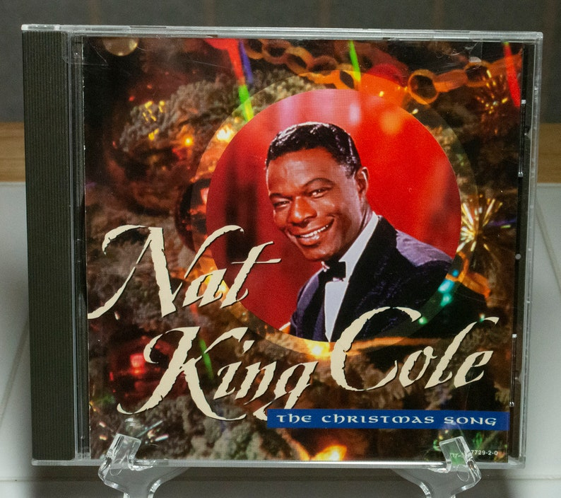 Nat King Cole Christmas Album.Nat King Cole The Christmas Song And 10 Favorites Cd Exc 1996 Reducedl Free Shipping