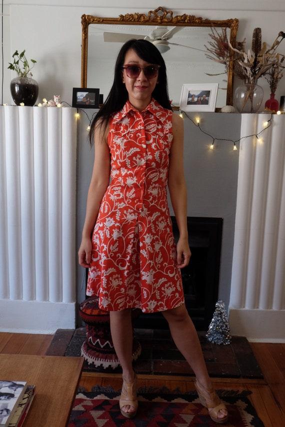 Unique Vintage Tullo Dress - Size XS