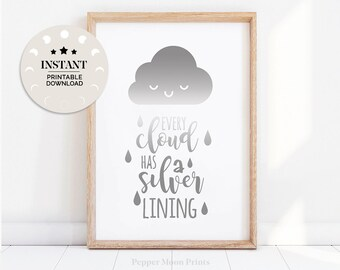 Every Cloud Etsy