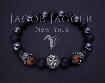 Silver Lion Bracelet Leo Zodiac Bracelet Silver Plated Lion Charm Leo Lion Bracelet Lion Jewelry Jungle Safari King