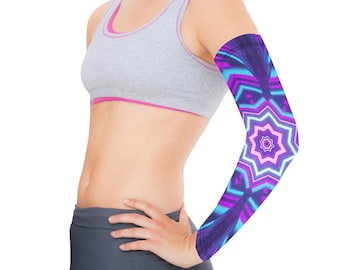 Rave clothing women - Rave wear - Festival clothing - Rave outfit - Rave arm sleeves - Festival burning men - Cyberpunk - Festival outfit