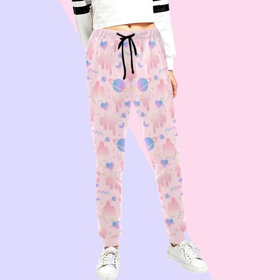 Kawaii clothes Kawaii unisex jogger pants Yume kawaii Pastel Kawaii Kawaii clothing Unicorn Kawaii aesthetic Kawaii pant