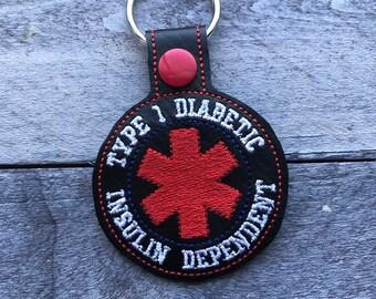 Diabetes Awareness Backpack Diabetes Bag Diabetes School Bag Diabetes Mom T1D Diabetes Apparel Diabetes Gifts Diabetes Knapsack