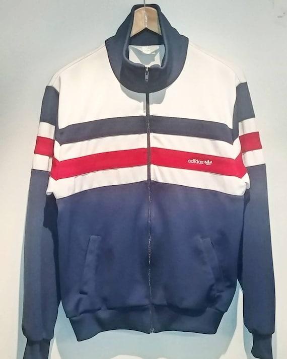 Vinty Fresh 70s ADIDAS Blue/Red/White