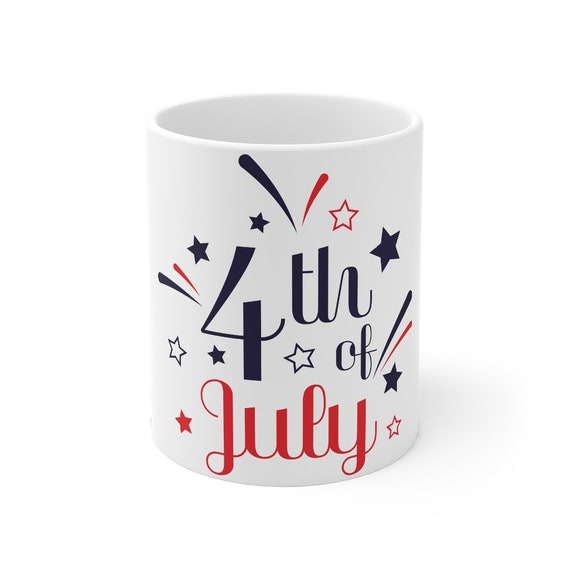Independence Day 2020 July 4th 2020 Social Distancing Funny Coffee Mugs 11oz