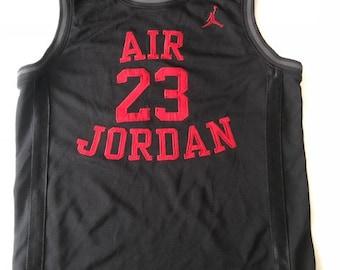 timeless design 83cdd 7f2f5 Michael jordan jersey | Etsy