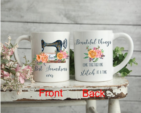 Gifts For Sewers Sewing Gifts Sewing Mug Sewing Gift Ideas Gift Ideas For Sewers Gift For Quilter Sewing Gifts For Women Crafter Gift