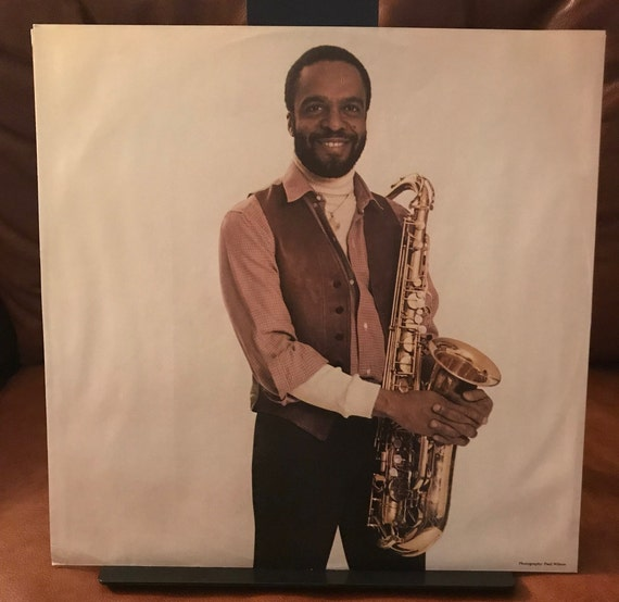 Grover Washington Jr Paradise 1979 Vintage Vinyl Lp