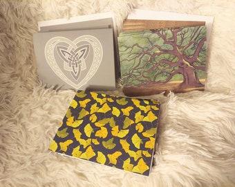 Art print card sets
