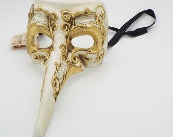 MASKED BALL//ballo in maschera Maschera Teschio Steampunk occhiali telaio costume