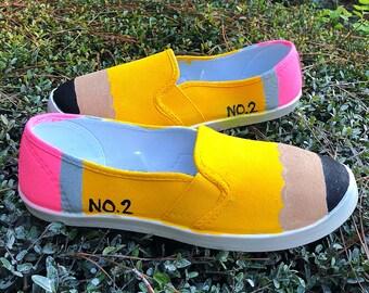 ea136432a71cd Teacher shoes | Etsy