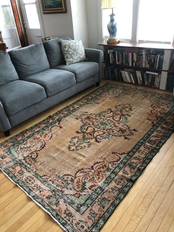"ON SALE Zehra rug 4'11""x7'9"""