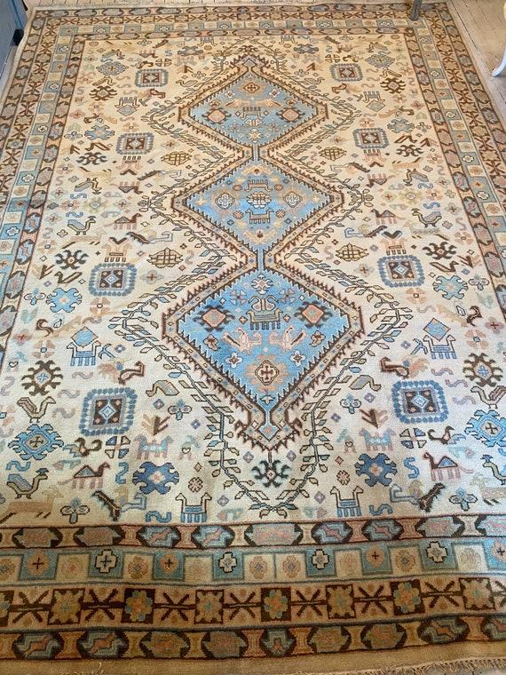 """Sienna Turkish rug 8'10""""x12'"""
