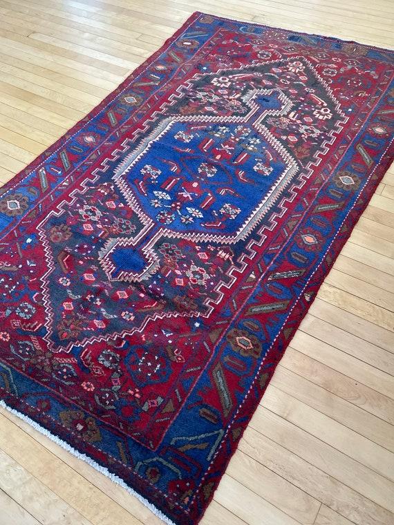 "Sapphire rug 6'7""x3'10"""
