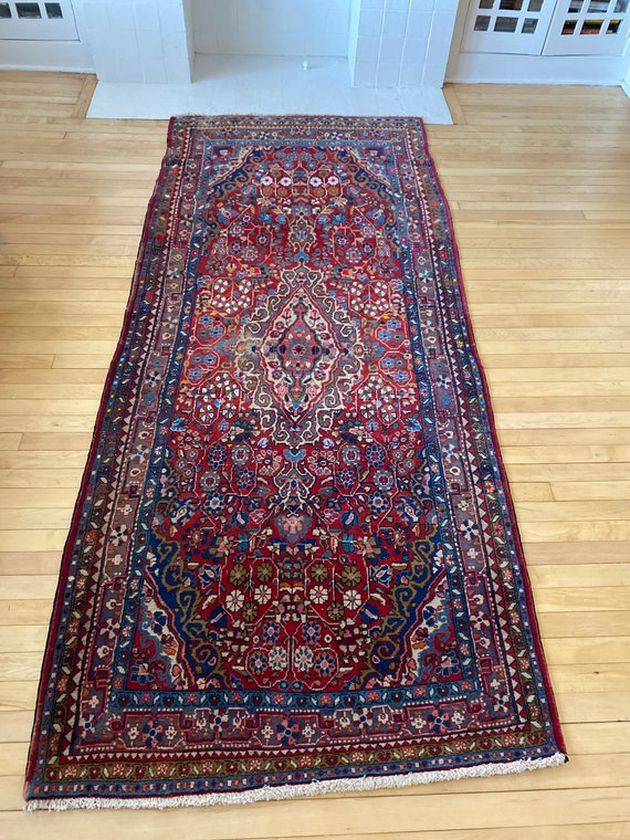 "ON SALE Matilda rug 3'7""x8'4"""