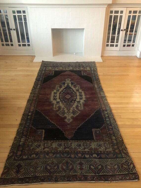 Antalya Turkish rug 9'x4'
