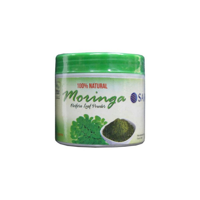 Moringa Leaf Powder 100% Organic Free Shipping 50g