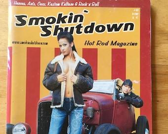 Smokin' Shutdown #2 - German Hot Rod Magazine 2002