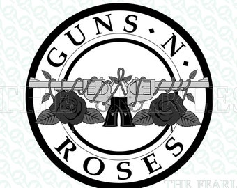 Image result for guns n roses clipart