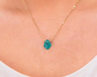 blue pendant vermeil vintage Apatitanh\u00e4nger Delicate Apatite Pendant bridal Apatit Anh\u00e4nger