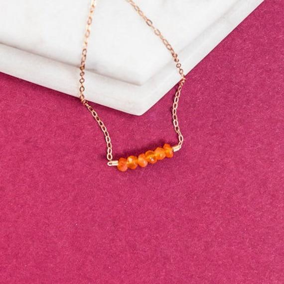Southwestern Gem Bar Boot Bracelet Chain Adjustable 16-Inch