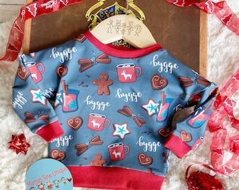 children's Christmas jumper, baby Christmas jumper, Christmas sweater, Christmas sweatshirt, baby jumper, kids jumper, Xmas