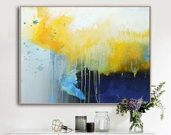 Dining room painting | Etsy