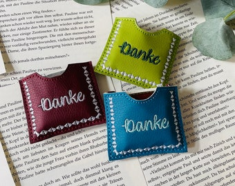 """Small attentions """"Thank you"""" (set of 3)"""
