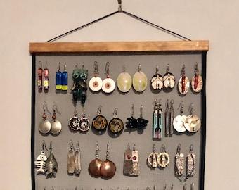 The Original Earring Organizer designed by SUSAN