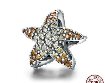 Flocon de Neige Argent sterling 925 Oreille Clous D/'Oreilles CZ Wedding Bridal Jewelry Gift
