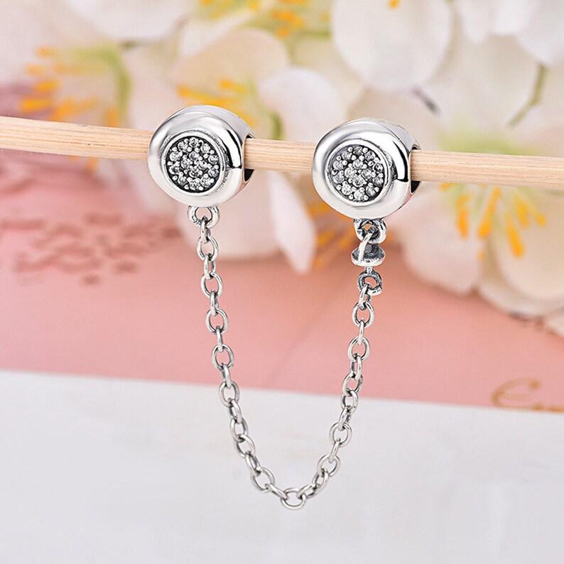 Authentique Argent 925 Murano Bead Charme Galss Wild Hearts Love Fit Chaîne /& Bracelet