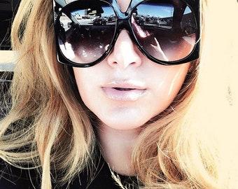 bb3c53fe740 Oversized sunglasses