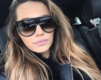 Flat top sunglasses  9ea65d244e
