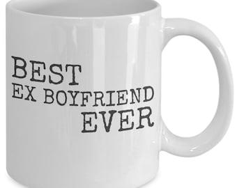 Best Ex Boyfriend Ever Mug Gift For Birthday Anniversary Valentines Fathers Day