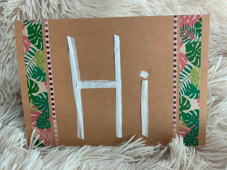 Hand made Inspirational Greeting Cards