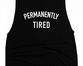 Permanently tired muscle top