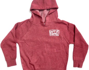 OUT OF CONTROL hoodie