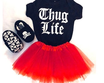 Baby & toddler PUNK PRINCESS Set