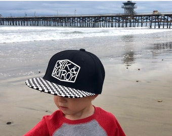 Infants toddlers kids and adults  SEEK & DESTROY SnapBack