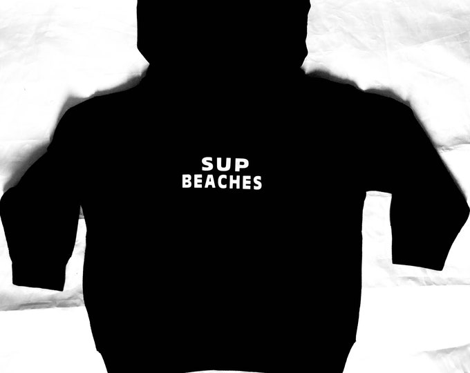 Featured listing image: Sup Beaches hoodie