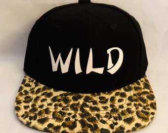 Infant kids and adults WILD SnapBack