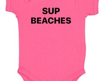 SUP BEACHES
