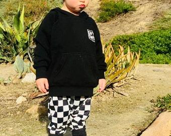 Baby- toddler unisex grunge boots