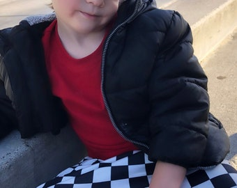 Infants and toddlers Checkered  Pants