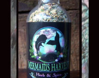 CHIPOTLE MANGO and LIME - Mermaid's Harvest Herb & Spice Sea Salt Blends