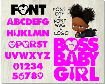 Boss Baby Girl Etsy