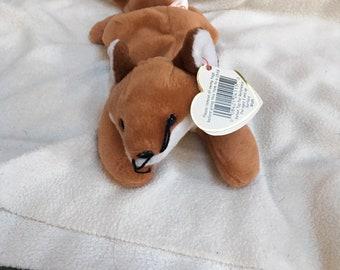 0ea1bb22945 Sly the Fox - Rare Beanie Baby