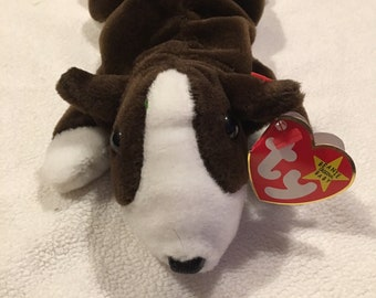 23ccdb3f628 Bruno the Bull Terrier Beanie Baby